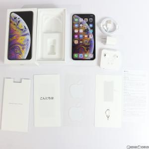 『中古即納』iPhoneXS Max 64GB(シルバー) SIMフリー Apple(アップル)|mediaworld-plus
