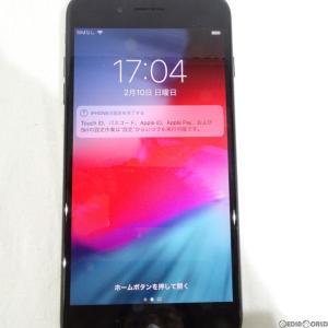『中古即納』iPhone7Plus 128GB(ジェットブラック) ドコモ(docomo) Apple(アップル)(MN6K2J)|mediaworld-plus