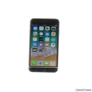 『中古即納』{SP}iPhone6 64GB(スペースグレイ) au Apple(アップル)(MG4F2J)|mediaworld-plus