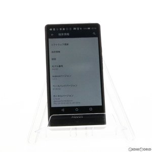 『中古即納』{SP}AQUOS SERIE mini SHV33(ブラック) au シャープ(SHV33MKA)|mediaworld-plus