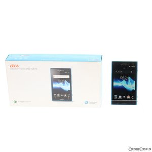 『中古即納』{SP}Xperia acro HD IS12S SOI12(ブルー) au ソニーモバイル(SOI12MLA)|mediaworld-plus