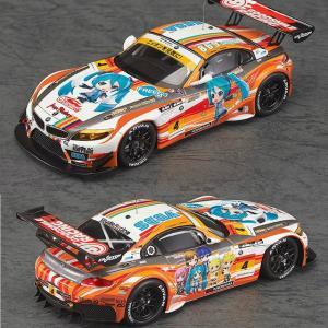 『新品即納』{TOY}グッドスマイルカンパニー 1/43 GSR ProjectMirai BMW 2012開幕ver.(20140430)|mediaworld-plus