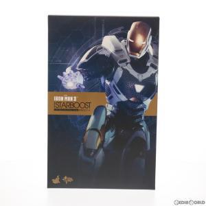 『中古即納』{FIG}ムービー・マスターピース アイアンマン・マーク39(スターブースト) アイアンマン3 1/6スケール 完成品 フィギュア(MM#214) ホットトイズ|mediaworld-plus