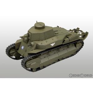 『新品即納』{PTM}1/35 ガールズ&パンツァー 八九式中戦車 甲型(再生産) プラモデル ガルパン ファインモールド(20140319)|mediaworld-plus