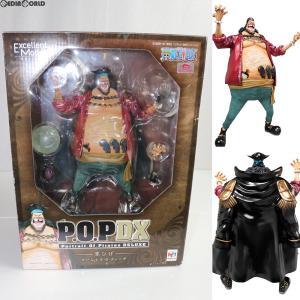 『中古即納』{未開封}{FIG}Portrait.Of.Pirates P.O.P NEO-DX 黒ひげ マーシャル・D・ティーチ ONE PIECE(ワンピース) 完成品 フィギュア メガハウス(20110228)|mediaworld-plus
