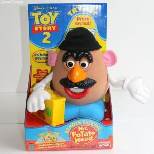 『中古即納』{TOY}Remote Talking Mr. Potato Head(リモートトーキング Mr.ポテトヘッド) Toy Story 2(トイ・ストーリー2) 完成トイ Hasbro(ハスブロ)(19991231) mediaworld-plus