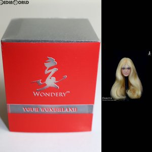 『中古即納』{FIG}1/6女性ヘッド ワンダーラバーシリーズ005B ダコタ ドール用ヘッド(WLS005B) ワンダリー(20170929)|mediaworld-plus