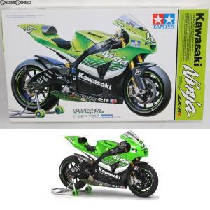 『中古即納』{PTM}オートバイシリーズ No.109 1/12 カワサキ Ninja ZX-RR プラモデル(14109) タミヤ(20070616)|mediaworld-plus