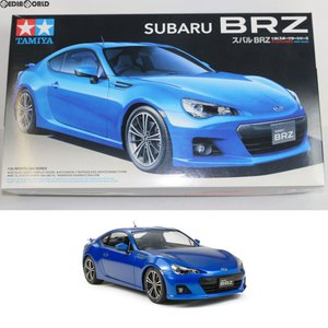 『中古即納』{PTM}スポーツカーシリーズ No.324 1/24 スバル BRZ プラモデル(24324) タミヤ(20120616)|mediaworld-plus