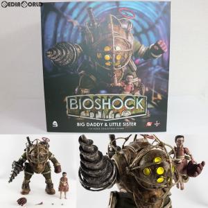 『予約安心発送』{FIG}1/6 Big Daddy & Little Sister(ビッグダディ&リトルシスター) BioShock(バイオショック) フィギュア threezero(スリーゼロ)|mediaworld-plus