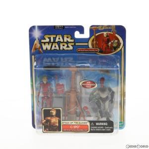 『中古即納』{FIG}スター・ウォーズ DXフィギュア C-3PO STAR WARS エピソード2/クローンの攻撃 完成品 フィギュア(84899) トミー(20021231)|mediaworld-plus