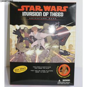 『中古即納』{TOY}Star Wars Invasion Of Theed(スター・ウォーズ シードの侵攻) Adventure Game US版(日本語訳無し) RPG ペーパーバック Wizards of the Coast|mediaworld-plus