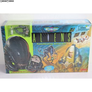 『中古即納』{TOY}Micro Machines Transforming Action Set ALIENS(エイリアン) 完成トイ(74815) galoob(ガルーブ)(19981231)|mediaworld-plus