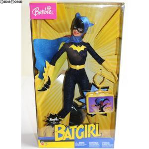 『中古即納』{FIG}Barbie(バービー) as BatGirl(バットガール) バットマン 完成品 ドール(B5835) マテル(20041231)|mediaworld-plus