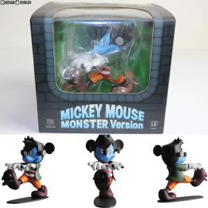 『中古即納』{FIG}ヴァイナルコレクティブルドールズ No.137 VCD ミッキーマウス(モンスターVer.) 完成品 フィギュア メディコム・トイ(20091031)|mediaworld-plus