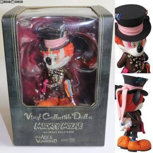 『中古即納』{FIG}ヴァイナルコレクティブルドールズ Special No.177 VCD ミッキーマウス as マッド・ハッター 完成品 フィギュア メディコム・トイ(20110326)|mediaworld-plus