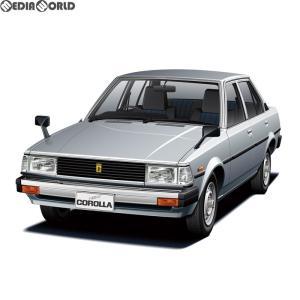 『予約安心発送』{PTM}ザ・モデルカー No.71 1/24 トヨタ E70 カローラセダン GT/DX '81 プラモデル アオシマ(2018年2月)|mediaworld-plus