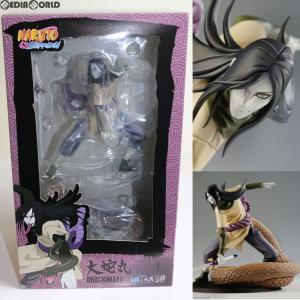 『中古即納』{FIG}DXtra09 Orochimaru(大蛇丸/おろちまる) NARUTO-ナルト- 疾風伝 完成品 フィギュア(XT10NA) TSUME ART(ツメアート)(20071231)|mediaworld-plus