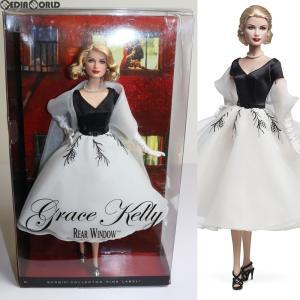 『中古即納』{FIG}Barbie Collector(バービーコレクター) Grace Kelly(グレース・ケリー) Rear Window(裏窓) 1/6 完成品 ドール(V7554) マテル(20120218)|mediaworld-plus