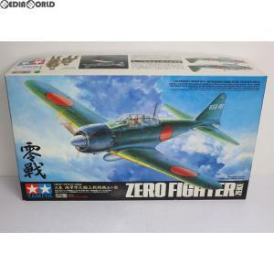 『中古即納』{PTM}エアークラフトシリーズ No.9 1/32 三菱 海軍零式艦上戦闘機52型 プラモデル(60309) タミヤ(20010630)|mediaworld-plus