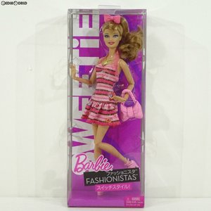 『中古即納』{FIG}Barbie FASHIONISTAS(バービー ファッショニスタ) スイッチスタイル SWEETiE(スウィーティ) 完成品 ドール(T7415) マテル(20110331)|mediaworld-plus