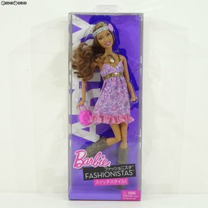 『中古即納』{FIG}Barbie FASHIONISTAS(バービー ファッショニスタ) スイッチスタイル ARTSY(アーティ) 完成品 ドール(T7410) マテル(20110331)|mediaworld-plus