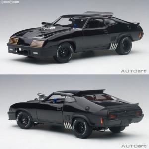 『予約安心発送』{FIG}(再販)フォード XB ファルコン チューンド・バージョン 「ブラック・インターセプター」 1/18 ミニカー(72775) AUTOart(オートアート)|mediaworld-plus