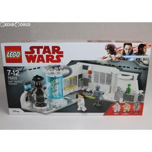『中古即納』{TOY}LEGO(レゴ) スター・ウォーズ ホスでのルークの回復 STAR WARS 完成トイ(75203) LEGO(レゴ)(20180801)|mediaworld-plus