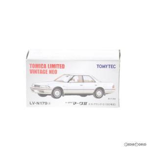 『新品即納』{FIG}トミカリミテッドヴィンテージNEO TLV-N179a トヨタ マークII 2.5グランデG(白) 1/64 完成品 ミニカー TOMYTEC(トミーテック)(20190309)|mediaworld-plus