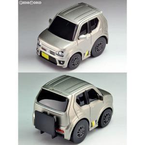 『新品即納』{FIG}チョロQzero チョロQ Z-57a スズキ アルトワークス(銀) 完成品 ミニカー TOMYTEC(トミーテック)(20190309)|mediaworld-plus