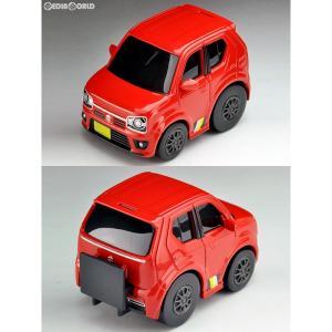 『新品即納』{FIG}チョロQzero チョロQ Z-57b スズキ アルトワークス(赤) 完成品 ミニカー TOMYTEC(トミーテック)(20190309)|mediaworld-plus