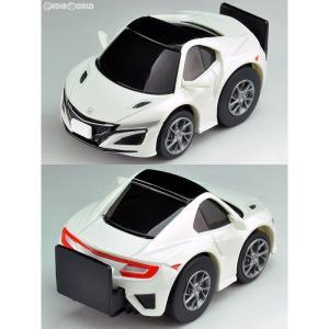 『新品即納』{FIG}チョロQzero チョロQ Z-58b ホンダNSX(白) 完成品 ミニカー TOMYTEC(トミーテック)(20190309)|mediaworld-plus