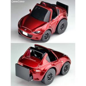 『新品即納』{FIG}チョロQzero チョロQ Z-60a マツダ ロードスターRF オープンルーフ(赤) 完成品 ミニカー TOMYTEC(トミーテック)(20190309)|mediaworld-plus