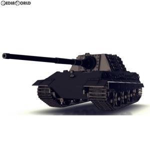 『新品即納』{PTM}FIST OF WAR(フィスト・オブ・ウォー) 1/35 ドイツ軍E-50駆逐戦車 ヤークトティーガーII プラモデル(47022) ロケットモデルズ(20190607)|mediaworld-plus