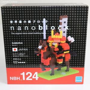 『中古即納』{CHG}nanoblock(ナノブロック) NBH_124 サムライ(SAMURAI) カワダ(20160630)|mediaworld-plus