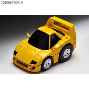 『予約安心発送』{FIG}チョロQzero チョロQ Z-66c フェラーリF40(黄) 完成品 ミニカー(302520) TOMYTEC(トミーテック)(2020年1月) mediaworld-plus