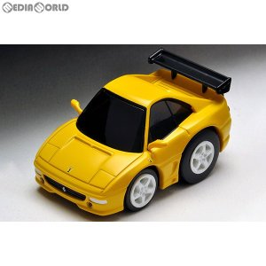 『予約安心発送』{FIG}チョロQzero チョロQ Z-69c フェラーリF355チャレンジ(黄) 完成品 ミニカー(302605) TOMYTEC(トミーテック)(2020年1月) mediaworld-plus