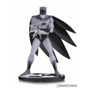 『中古即納』{FIG}バットマン ブラック&ホワイト スタチュー 桑田次郎 ver 完成品 フィギュア DCコレクタブルズ(20190430)|mediaworld-plus