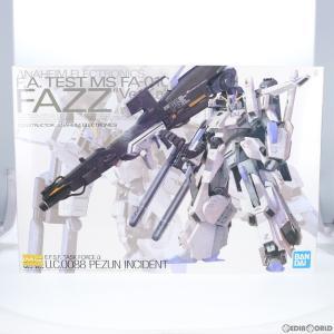 『中古即納』{PTM}MG 1/100 FAZZ(ファッツ) Ver.Ka ガンダム・センチネル プラモデル(5058880) バンダイスピリッツ(20200428)|mediaworld-plus