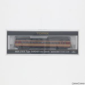 『中古即納』{RWM}8929 国鉄電車 サロ481-1000形(動力無し) Nゲージ 鉄道模型 TOMIX(トミックス)(20100223)|mediaworld-plus