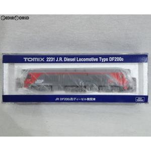 『中古即納』{RWM}2231 JR DF2000形ディーゼル機関車 Nゲージ 鉄道模型 TOMIX(トミックス)(20161225) mediaworld-plus