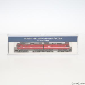 『中古即納』{RWM}9158 JR EH800形電気機関車(動力付き) Nゲージ 鉄道模型 TOMIX(トミックス)(20151021) mediaworld-plus