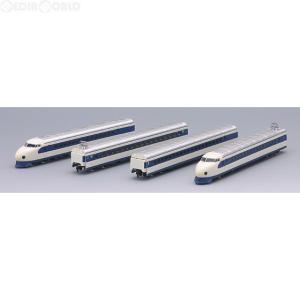 『新品即納』{RWM}(再販)92355 JR 0-2000系東海道・山陽新幹線基本セット(4両) Nゲージ 鉄道模型 TOMIX(トミックス)(20170429)|mediaworld-plus
