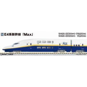 『新品即納』{RWM}(再販)10-292 E4系新幹線「Max」 4両基本セット Nゲージ 鉄道模型 KATO(カトー)(20170914) mediaworld-plus