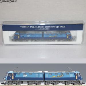 『予約安心発送』{RWM}9180 JR EH200形電気機関車 Nゲージ 鉄道模型 TOMIX(トミックス)(2017年10月)|mediaworld-plus