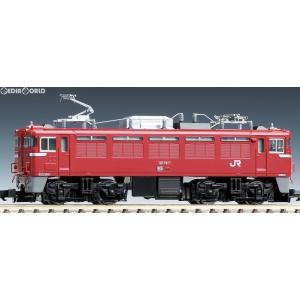 『予約安心発送』{RWM}(再販)9113 JR ED79-0形電気機関車(シングルアームパンタグラフ搭載車) Nゲージ 鉄道模型 TOMIX(トミックス)(2017年11月)|mediaworld-plus