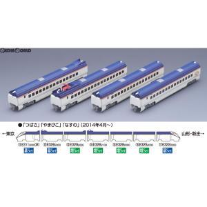 『新品即納』{RWM}(再販)92565 JR E3-2000系山形新幹線(つばさ・新塗装)増結セット(4両) Nゲージ 鉄道模型 TOMIX(トミックス)(20171201) mediaworld-plus