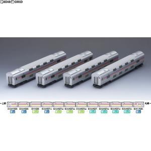 『予約安心発送』{RWM}(再販)HO-090 JR E26系特急寝台客車(カシオペア)増結セットB(4両) HOゲージ 鉄道模型 TOMIX(トミックス)(2018年2月)|mediaworld-plus