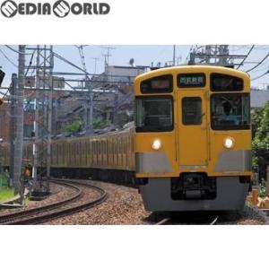 『予約安心発送』{RWM}30704 西武新2000系前期形(新宿線・2507編成・ベンチレータ撤去後)基本4両編成セット(動力付き) Nゲージ 鉄道模型 グリーンマックス|mediaworld-plus