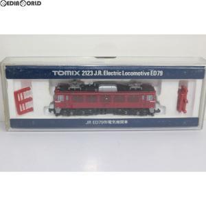 『中古即納』{RWM}2123 JR ED79形電気機関車 Nゲージ 鉄道模型 TOMIX(トミックス)(20001231)|mediaworld-plus